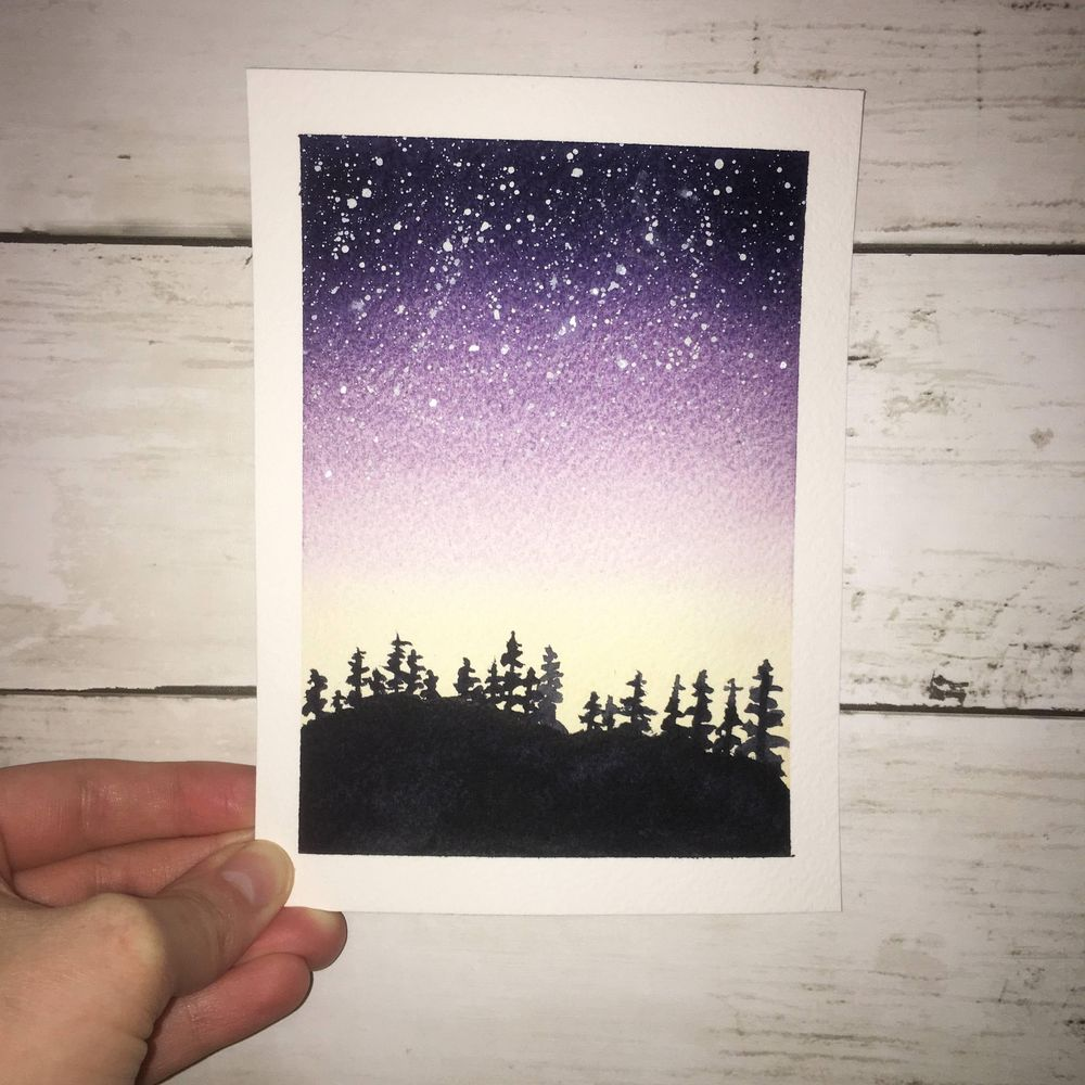 Night Skies - image 2 - student project
