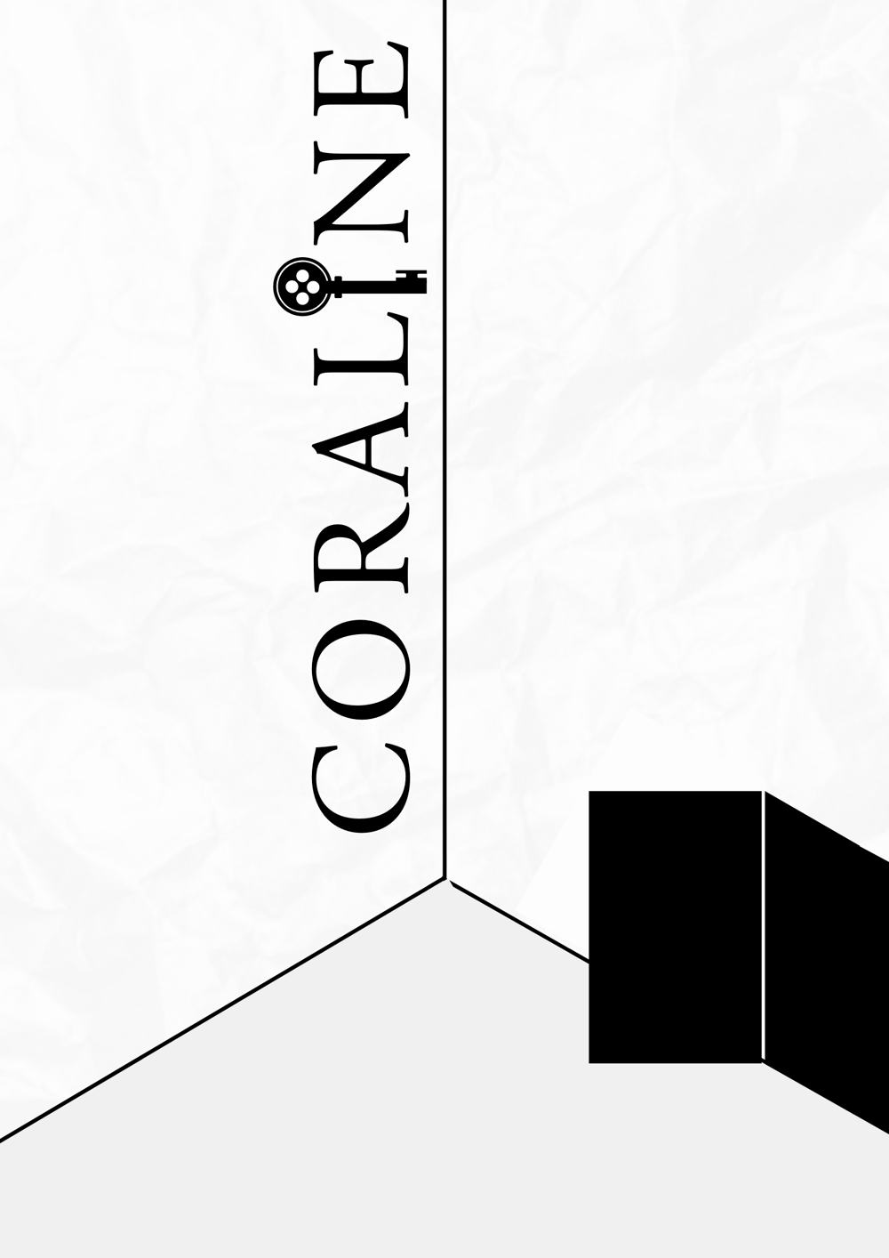 Film Posters - Coraline - image 2 - student project