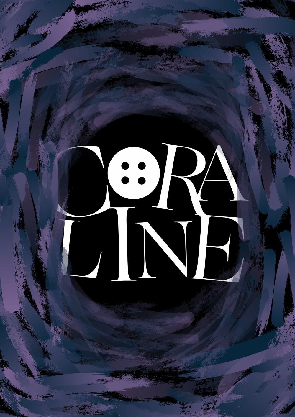 Film Posters - Coraline - image 3 - student project