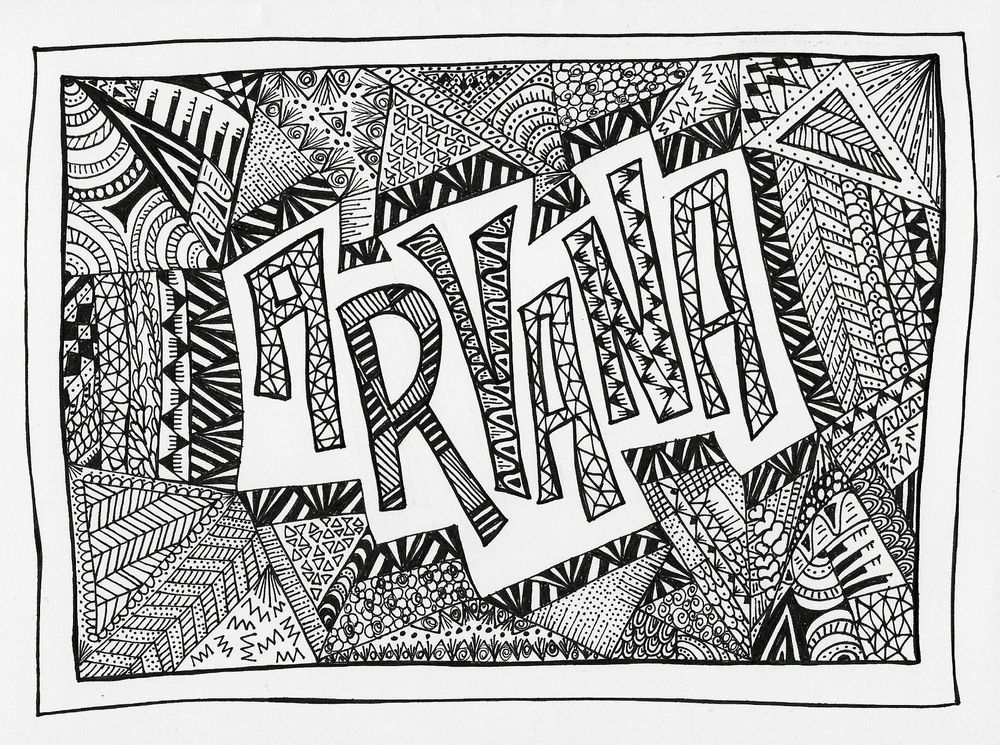 Doodling my name! - image 1 - student project