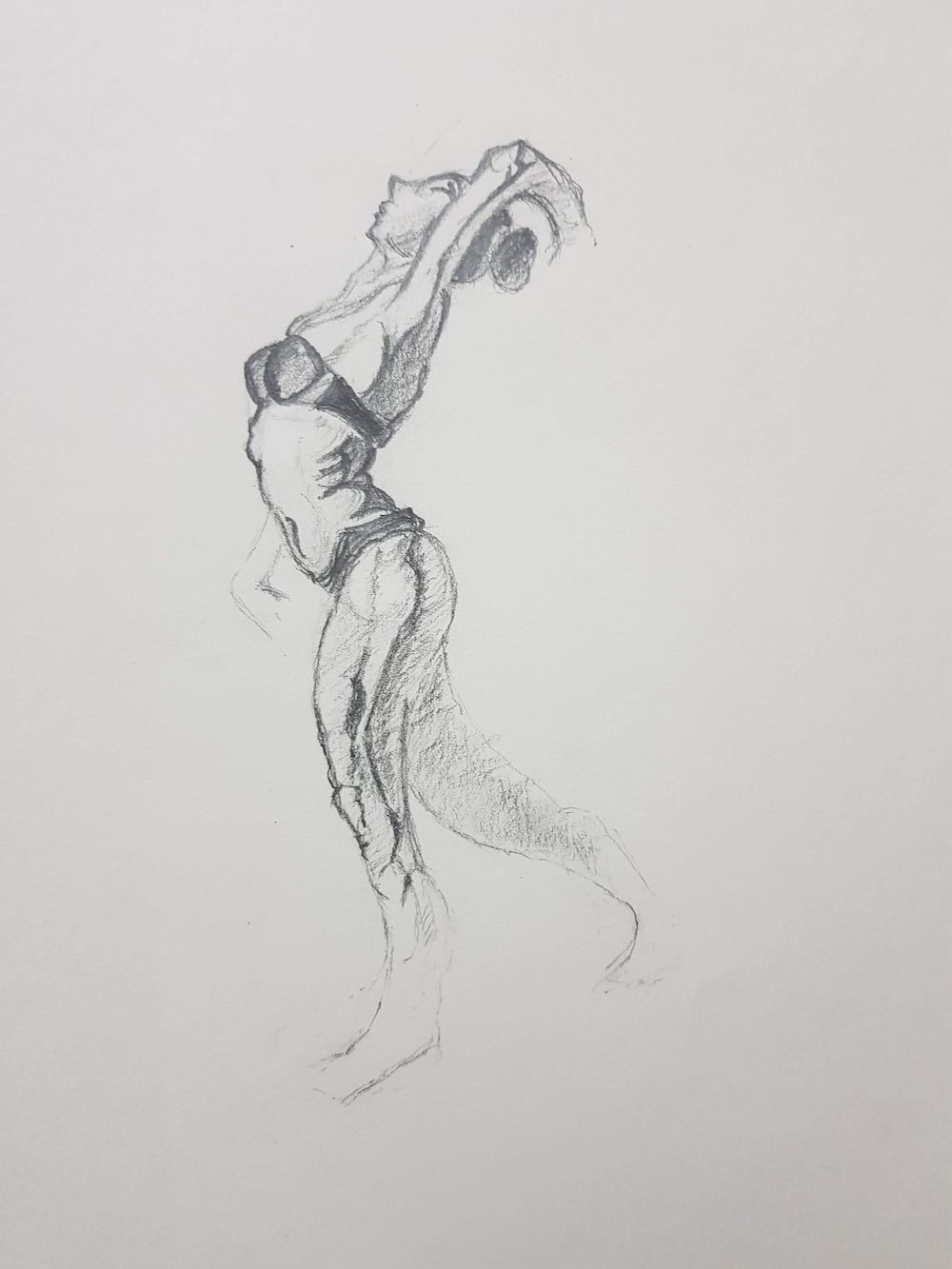 The Basic Skills - The Art & Science of Drawing - image 3 - student project
