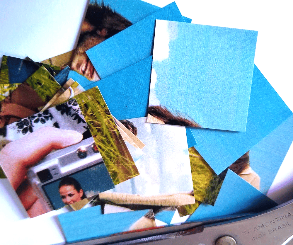 Paper Grid Collage - image 1 - student project