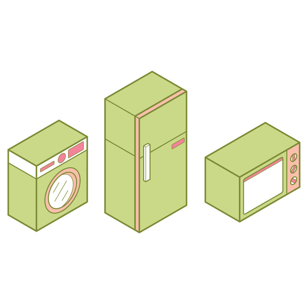 Isometric Kitchen - image 1 - student project