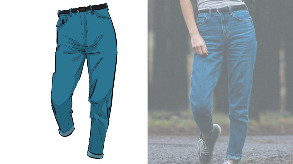 Blue Jeans! Step by Step - image 3 - student project