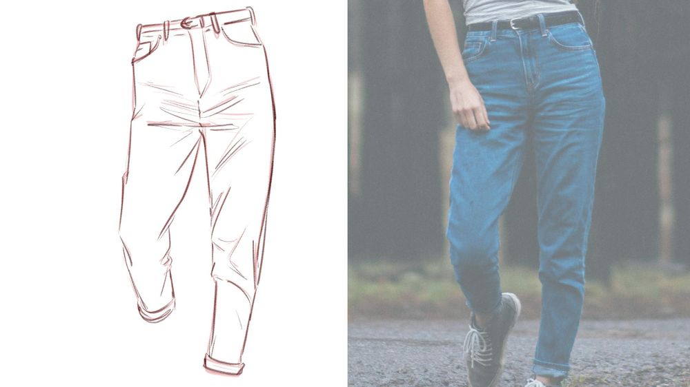 Blue Jeans! Step by Step - image 2 - student project