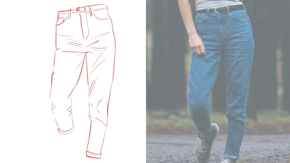 Blue Jeans! Step by Step - image 1 - student project