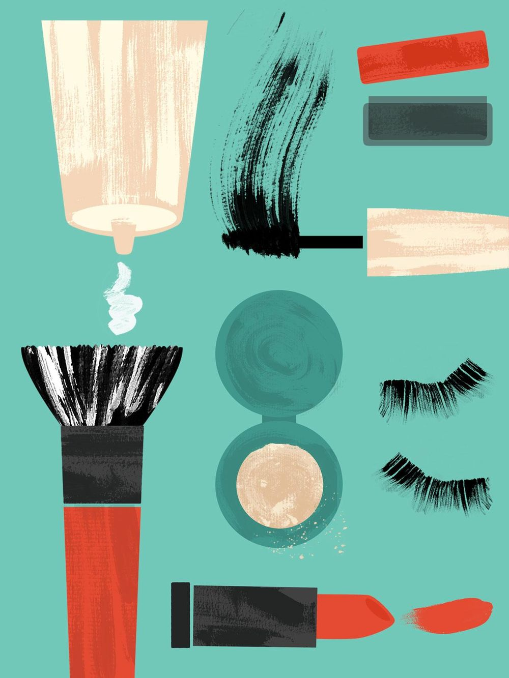 Tools of a Beauty Addict - image 4 - student project