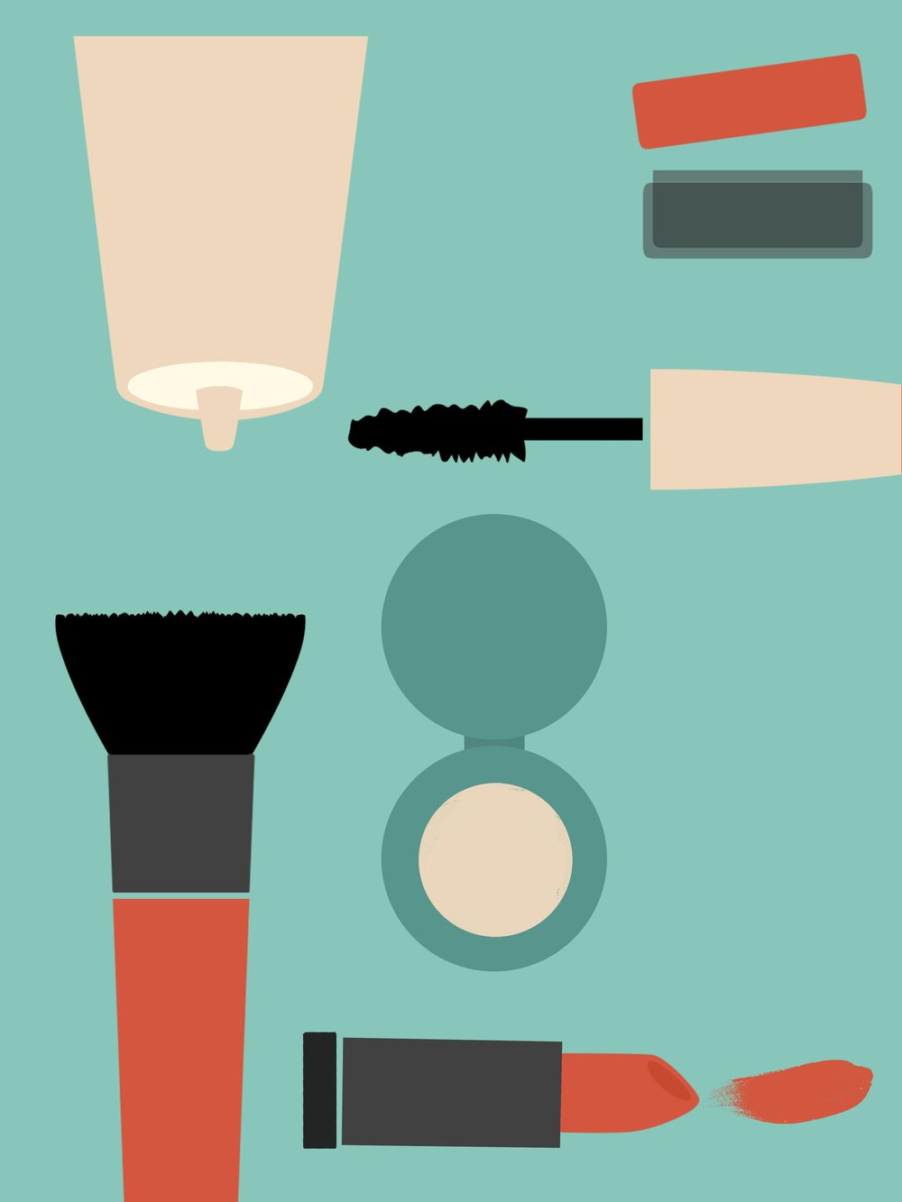 Tools of a Beauty Addict - image 3 - student project