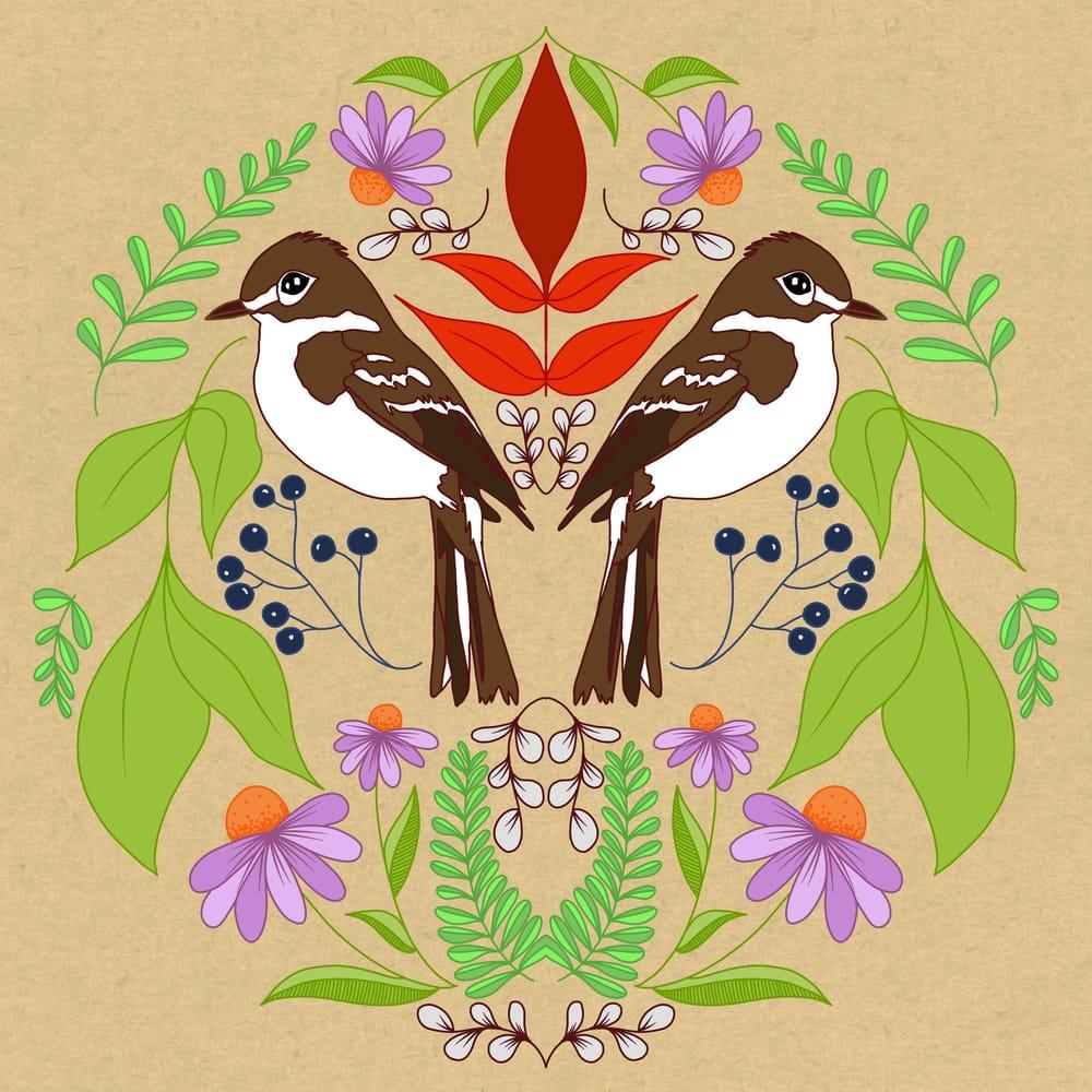 Folk Art - image 2 - student project