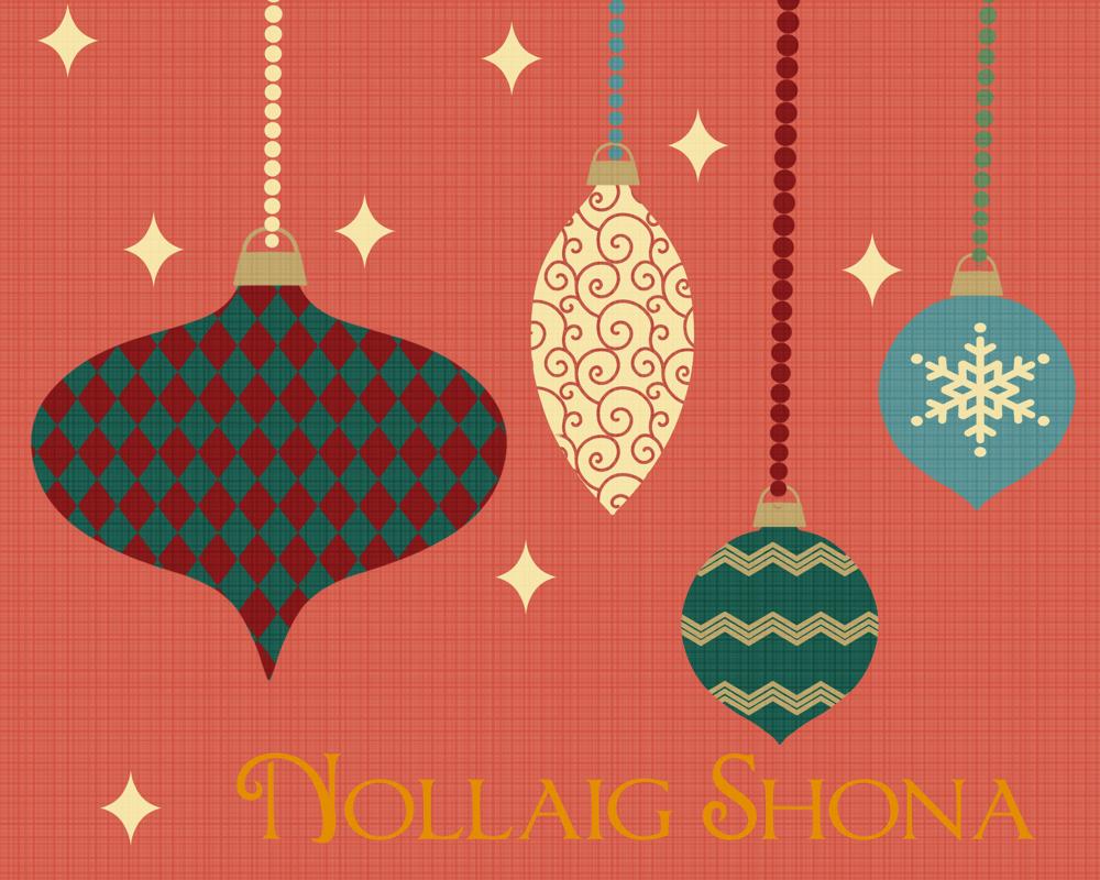 Nollaig Shona - image 1 - student project
