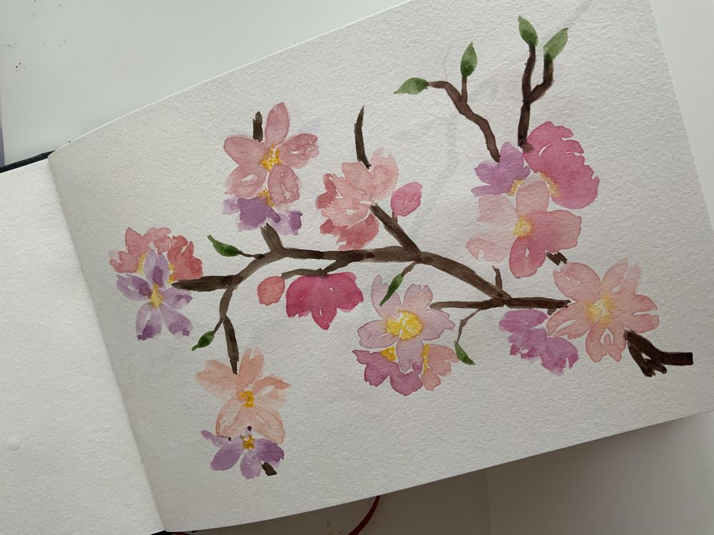 Sakura Branch - image 1 - student project