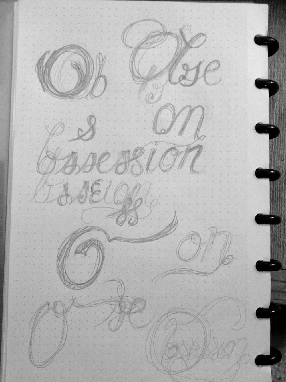Obsession (Problem, Obsession, Solution) - image 1 - student project