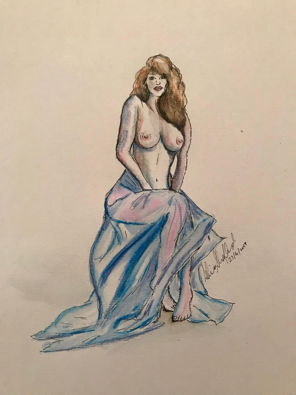 Sketching a model - image 2 - student project