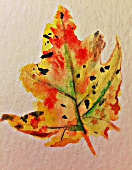 Watercolor Sketching Your Life Workshop - image 8 - student project