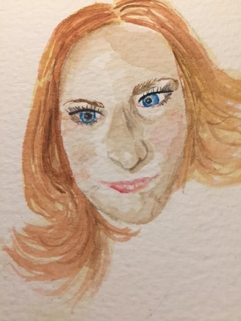Watercolor Sketching Your Life Workshop - image 22 - student project