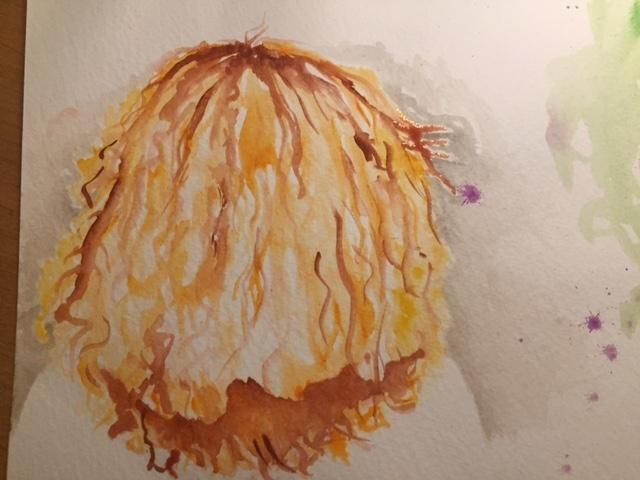 Watercolor Sketching Your Life Workshop - image 6 - student project