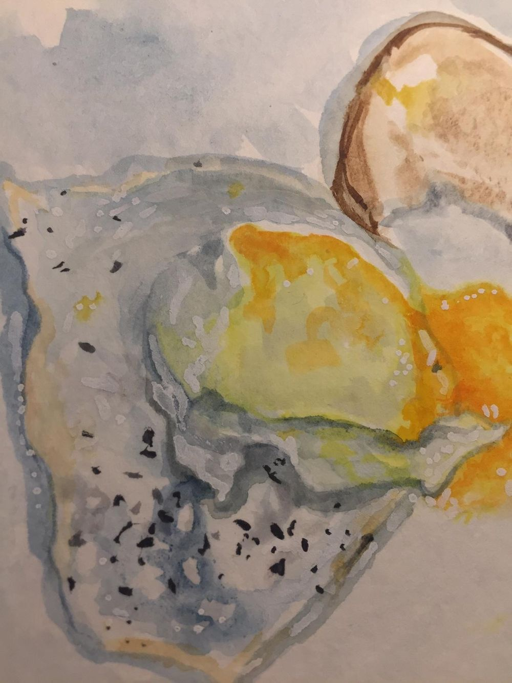 Watercolor Sketching Your Life Workshop - image 20 - student project