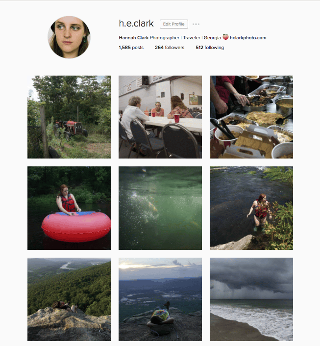 Instagram Revamp - image 1 - student project