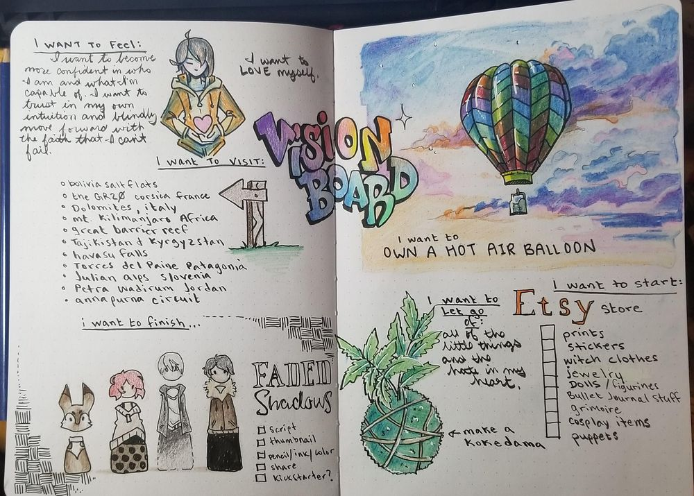 Journaling for Selfcare - image 2 - student project