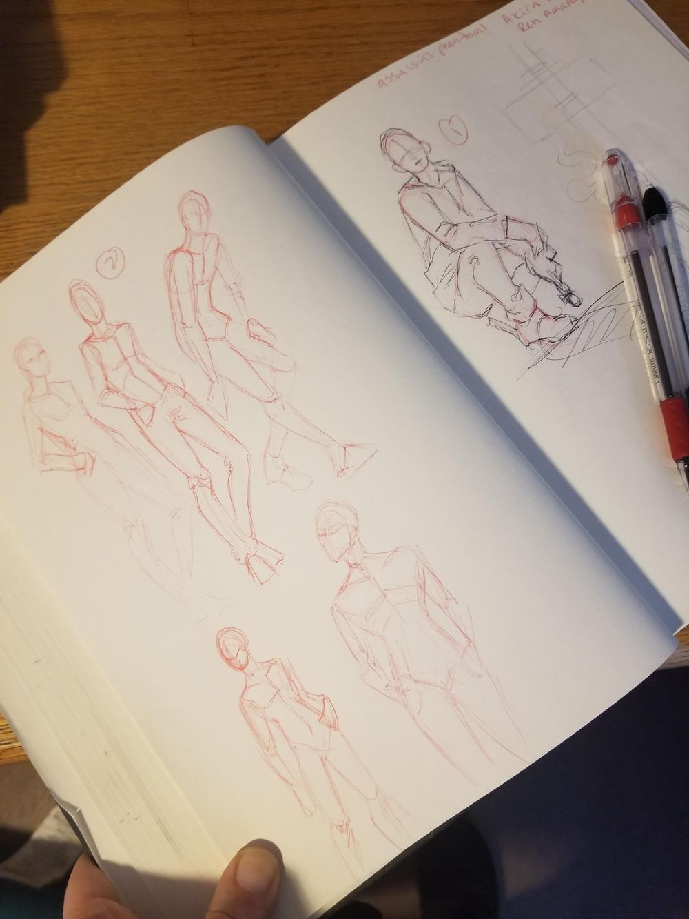 Character Design for Comic Project - image 4 - student project
