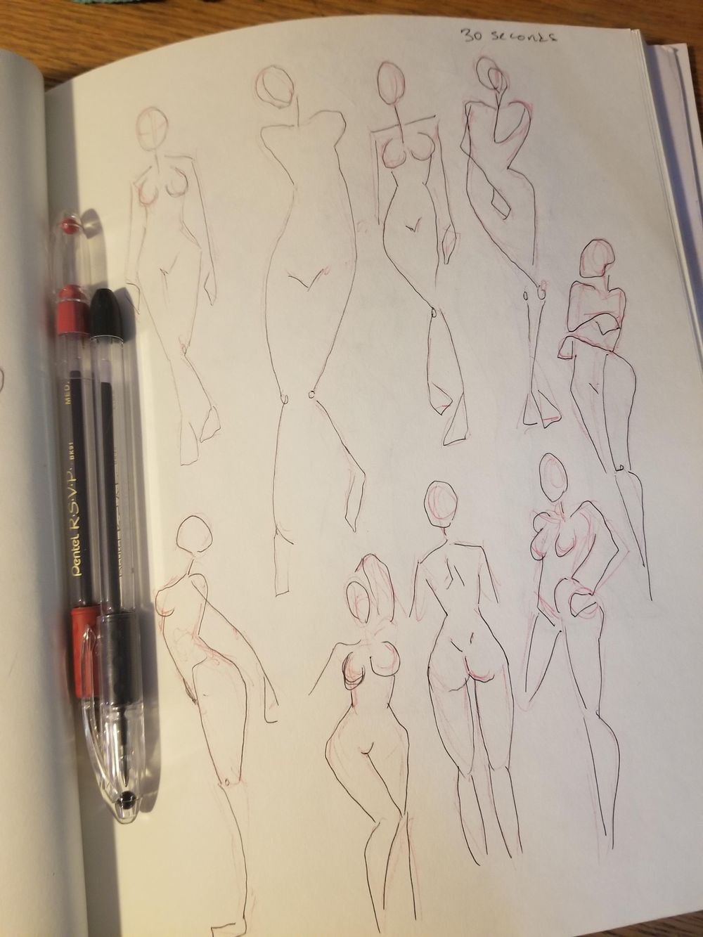 Character Design for Comic Project - image 2 - student project