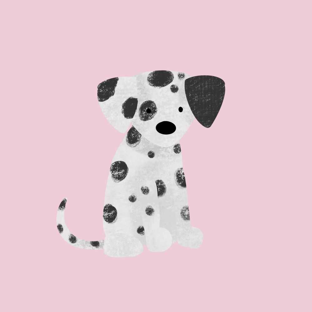 Dalmatian puppy - image 1 - student project