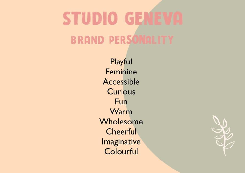 Studio Geneva - creative, illustration, surface design - image 3 - student project