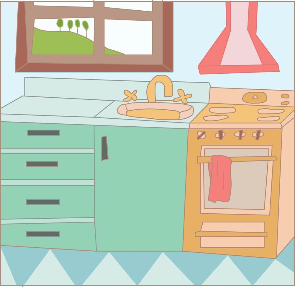 Doty's Kitchen - image 1 - student project