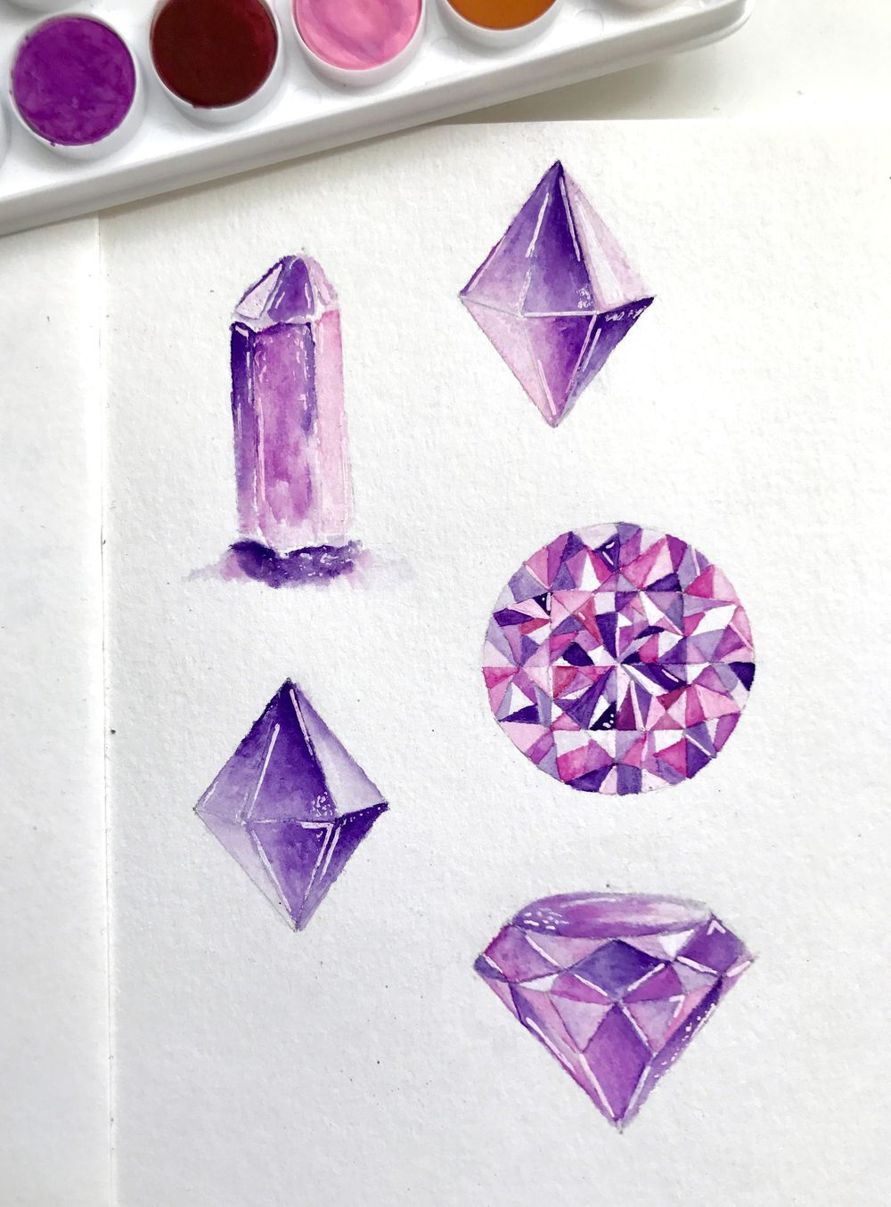 Crystals & Gems - image 1 - student project