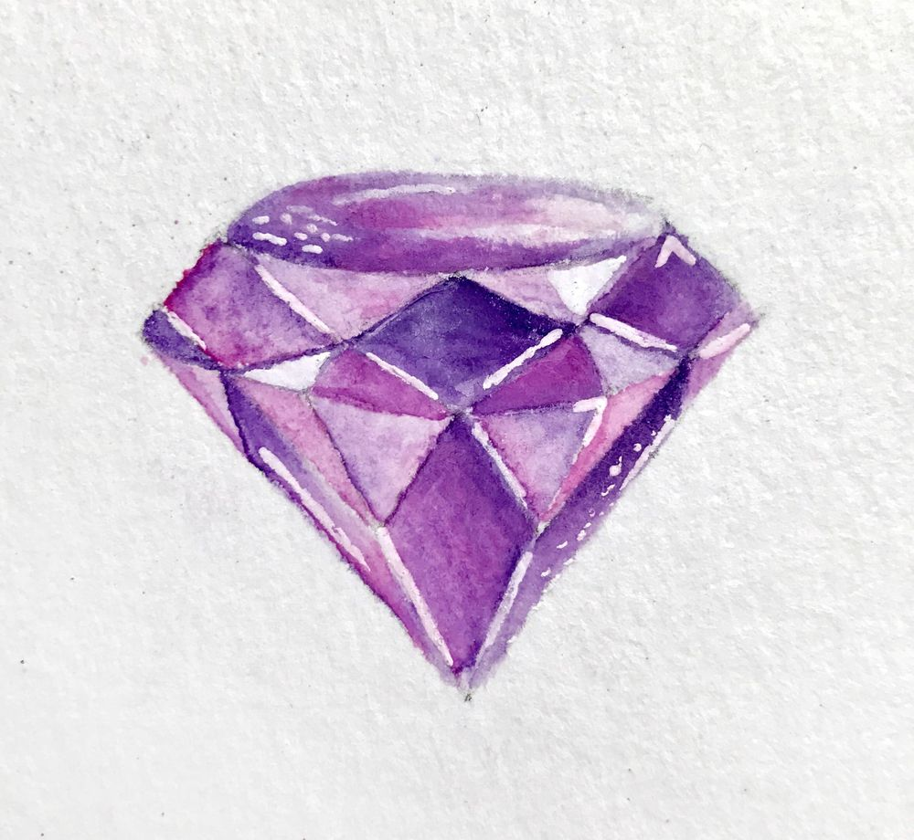 Crystals & Gems - image 6 - student project