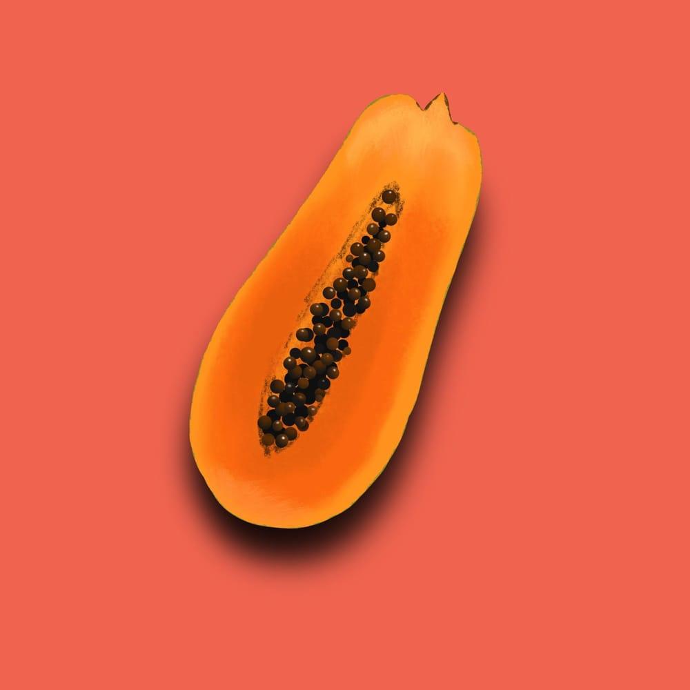 papaya - image 1 - student project