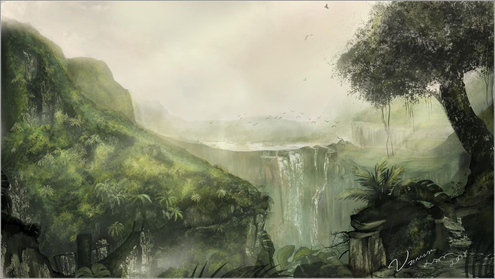 Environment Design - image 3 - student project