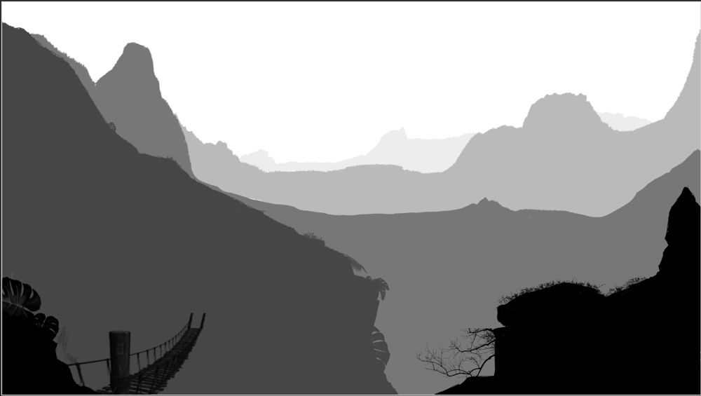 Environment Design - image 1 - student project