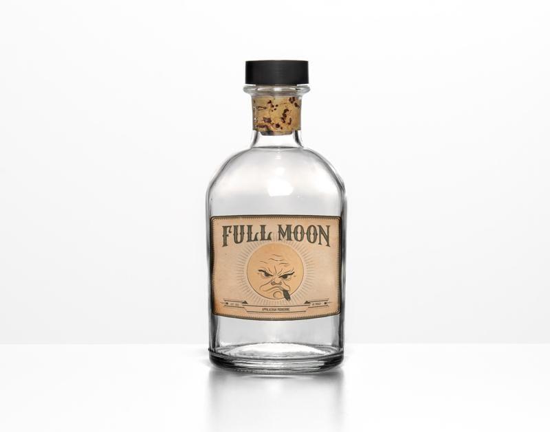 Full Moon Appalachian Moonshine - image 2 - student project