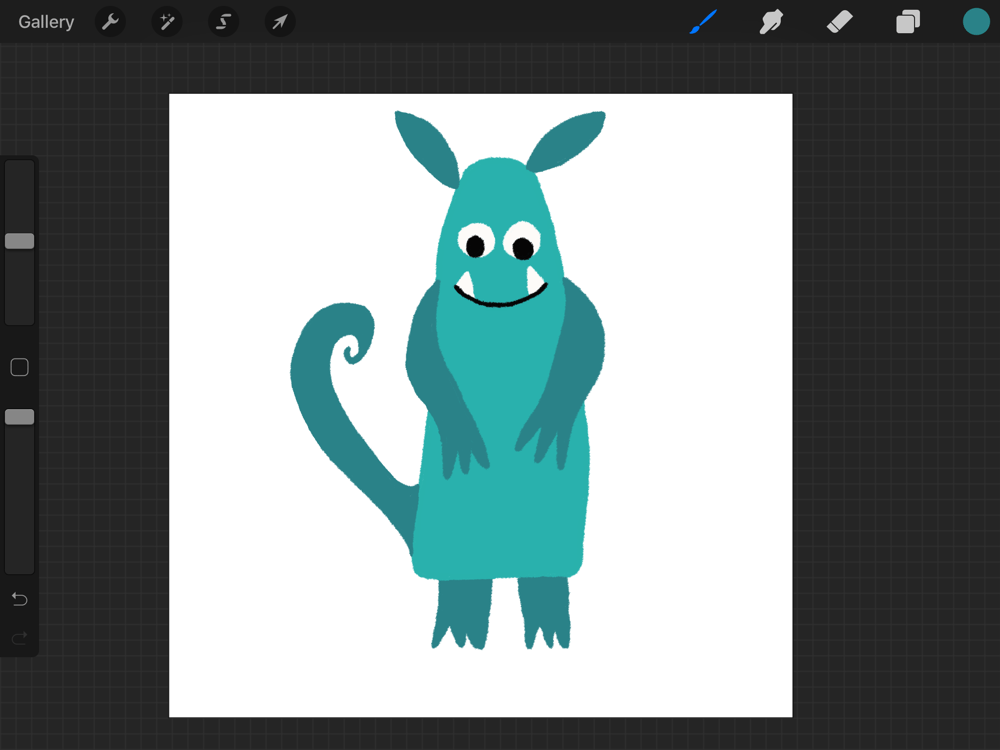 Mr. Monster - image 3 - student project