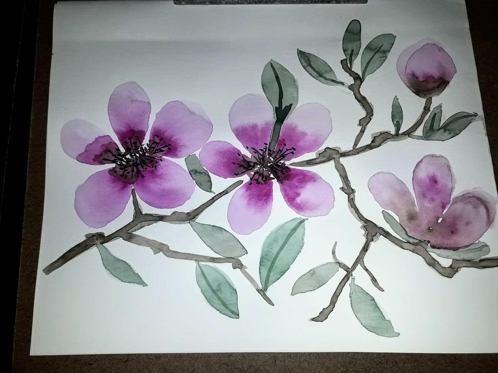 flor de cerejeira - image 1 - student project