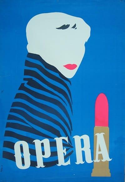 Opera - image 1 - student project