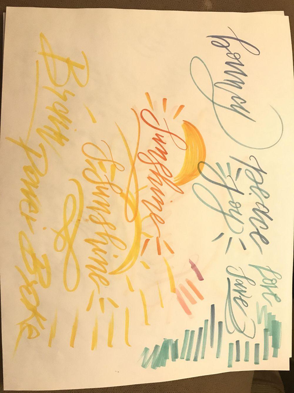Sunshine - image 1 - student project