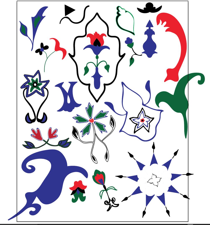 Workshop 3: Focal Point Prints - image 19 - student project