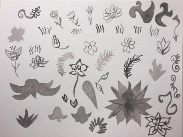 Workshop 3: Focal Point Prints - image 5 - student project