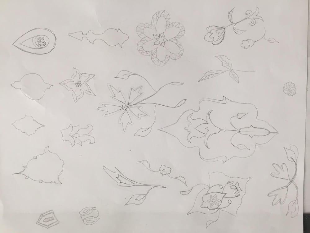 Workshop 3: Focal Point Prints - image 22 - student project