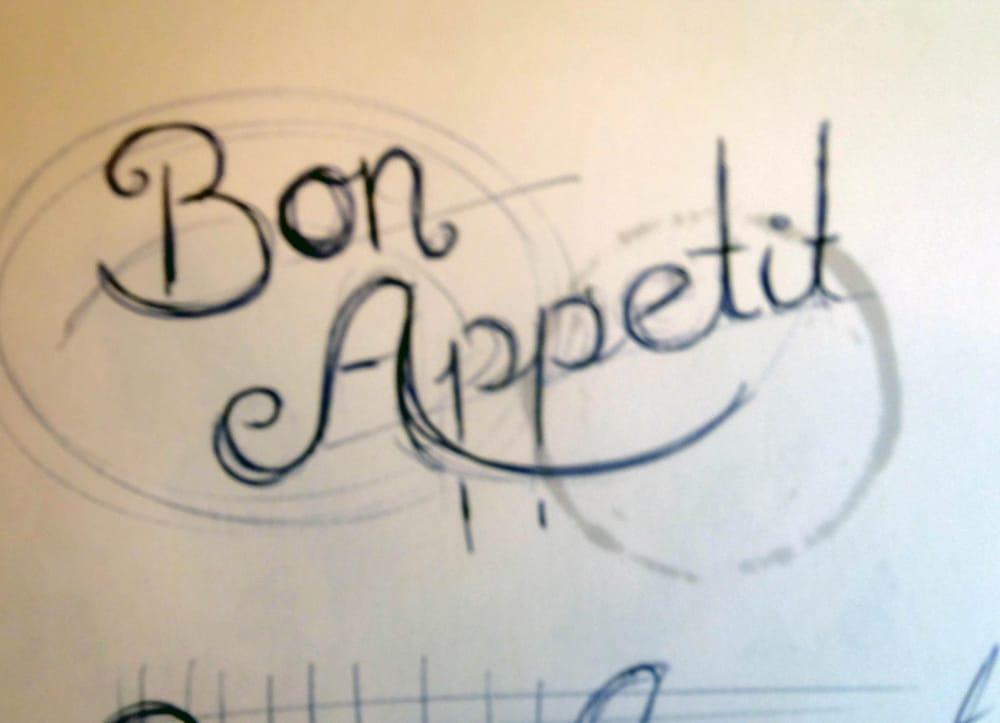 Bon Appetit - image 2 - student project
