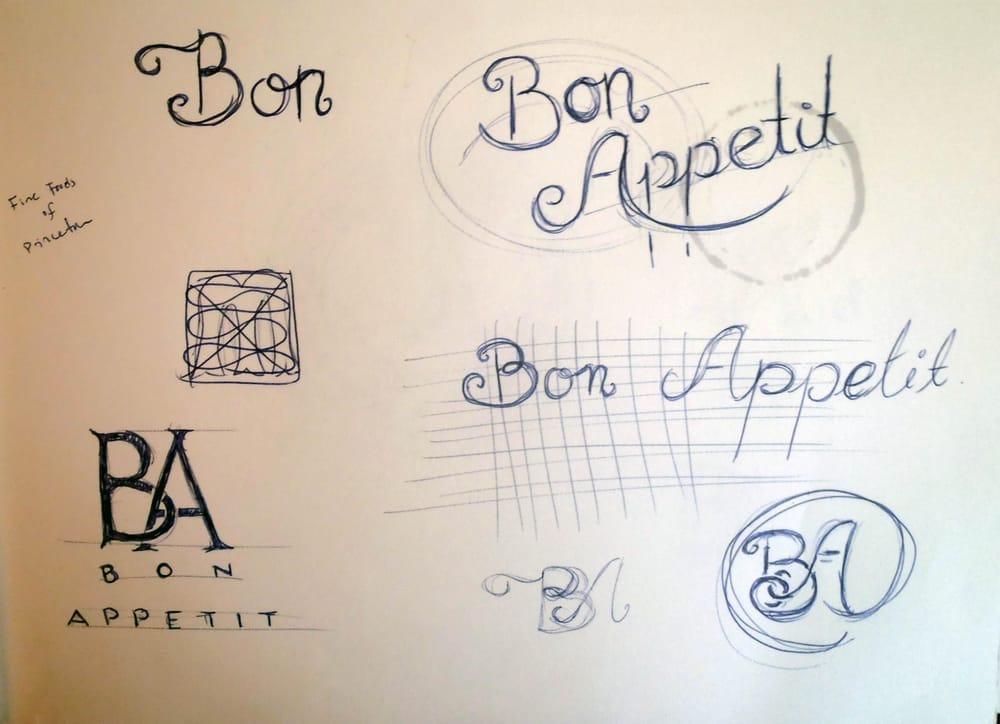 Bon Appetit - image 1 - student project