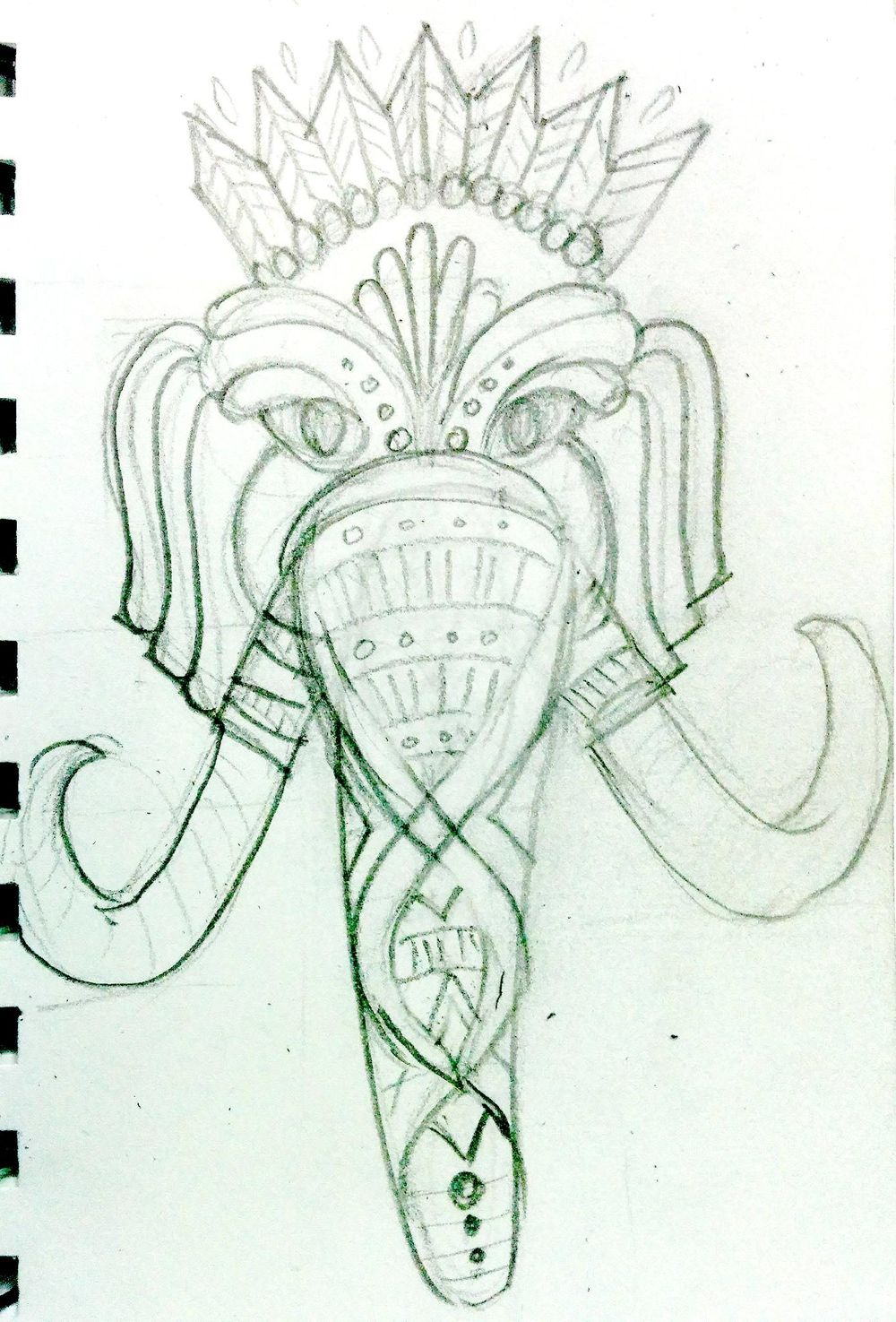 Mammoth - image 1 - student project
