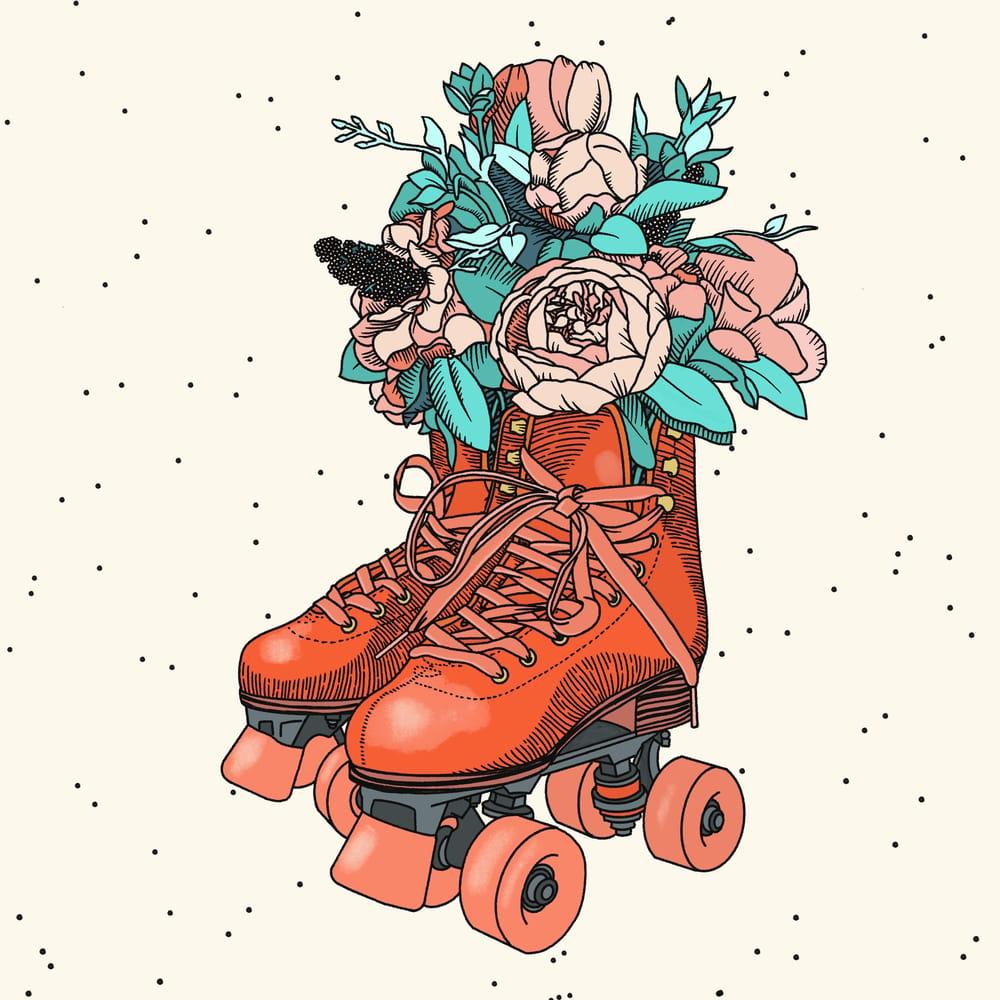Roller Skates - image 1 - student project
