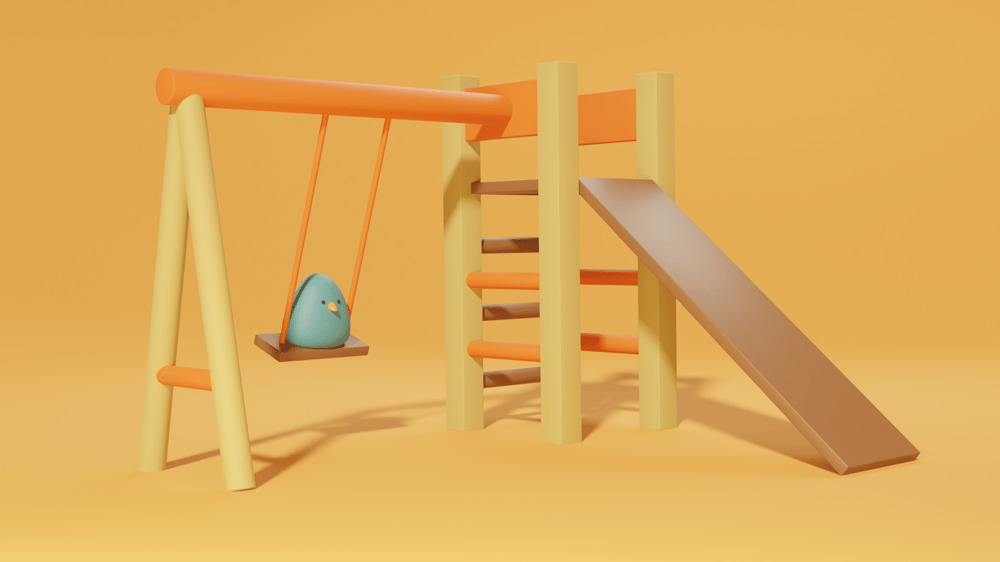 My First Ever Render - image 1 - student project