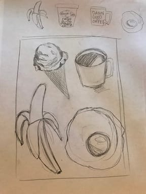 Four favorite foods - image 1 - student project