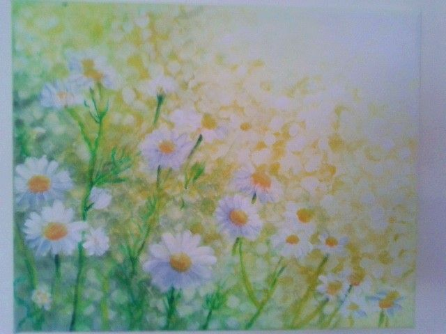 Floral Painting - image 1 - student project