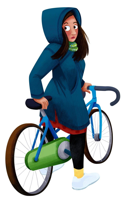 Bike Girl - image 3 - student project