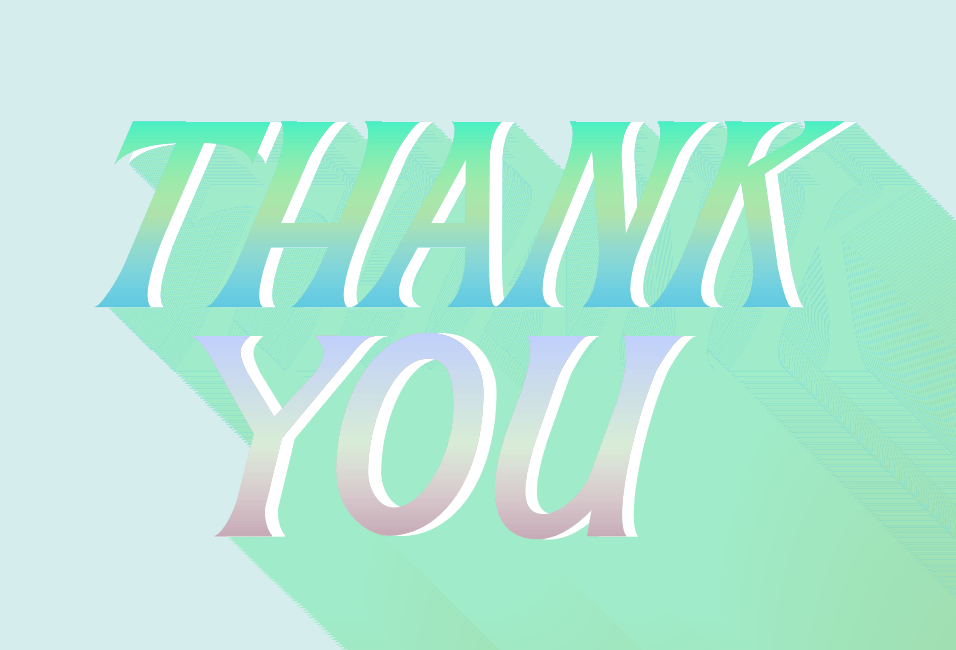 Thank You - image 5 - student project